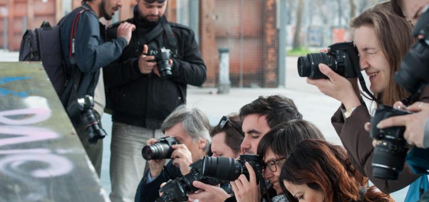CORSO BASE DI FOTOGRAFIA DIGITALE – Raccoglitori – Dal 6 ottobre – ISCRIZIONI CHIUSE