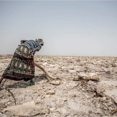 Dancalia, Etiopia – TEMP: minima 42 max 49