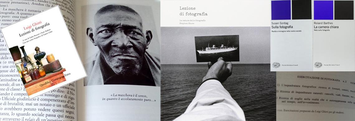 Leggere di fotografia – libri per imparare a guardare