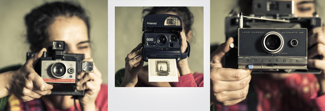 FOTOGRAFARE con la POLAROID – corso breve di fotografia istantanea