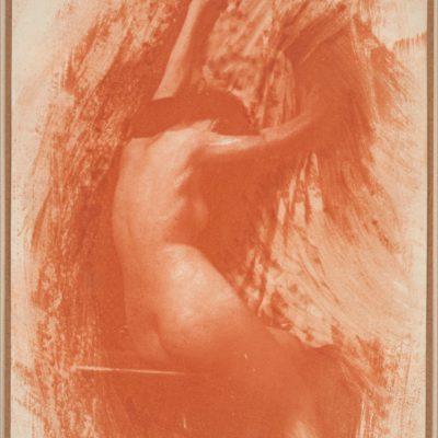 Robert Demachy, Struggle, 1903, Metropolitan Museum, cc