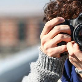 Corso di fotografia base dal 27|05|2021