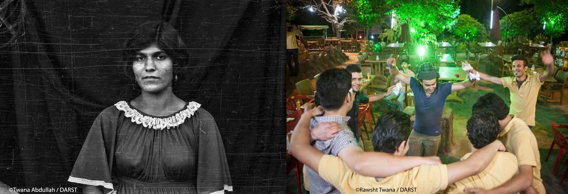 Storie dall'Iraq: lo sguardo dei fotografi locali