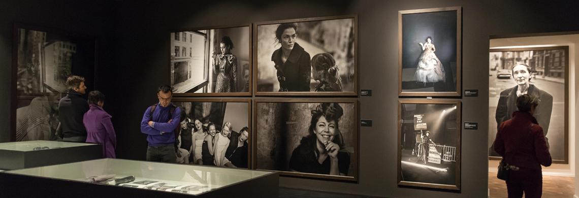 Peter Lindbergh in mostra alla Reggia di Venaria