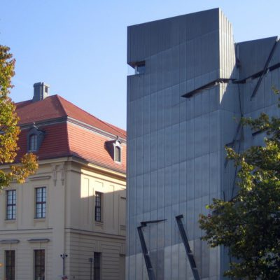 Jewish Museum  Fotografia tratta da WIKIMEDIA COMMONS By No machine-readable author provided. Stephan Herz assumed (based on copyright claims). - No machine-readable source provided. Own work assumed (based on copyright claims)., Public Domain, httpscommons.wikimedia.orgwindex.phpcurid=385933