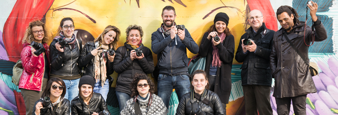 CORSO DI FOTOGRAFIA – livello base – Raccoglitori – dal 12 aprile