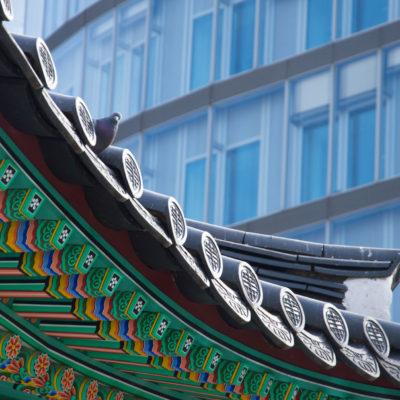Un angolo di Corea in Potsdamer Platz, foto di Sara Gobbo