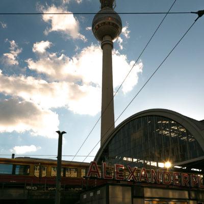 Alexanderplatz, foto di Irene Audio