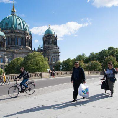 Duomo di Berlino, foto di Sara Gobbo
