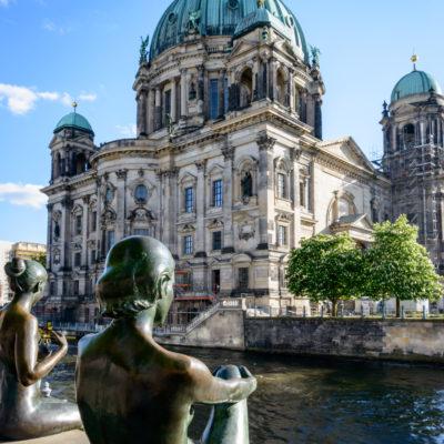Duomo di Berlino, foto di Adriana Oberto