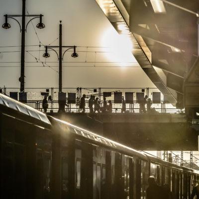 Metropolitana di Berlino, foto di Adriana Oberto