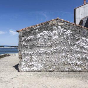 Casa rivestita di Conchiglie a Cambados