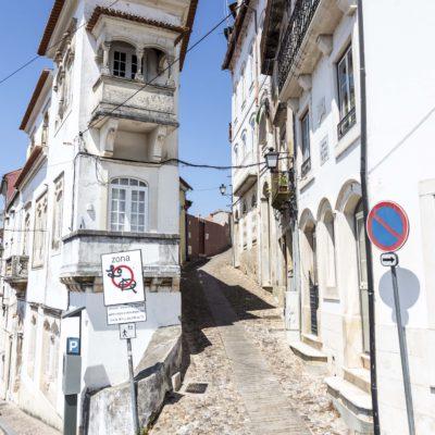 Viuzza nl centro di Coimbra