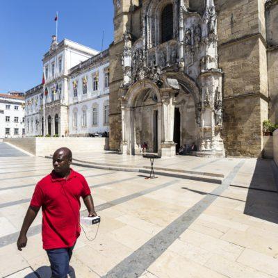 Piazza della Cattedrale Coimbra