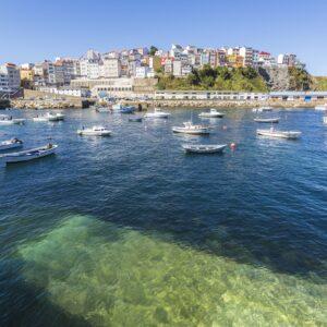 Malpica vista dal porto