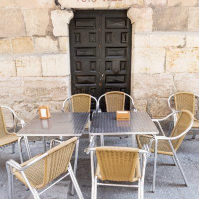 Bar e Fotografia, Salamanca