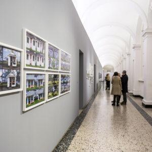 Corridoio. Multipli di case