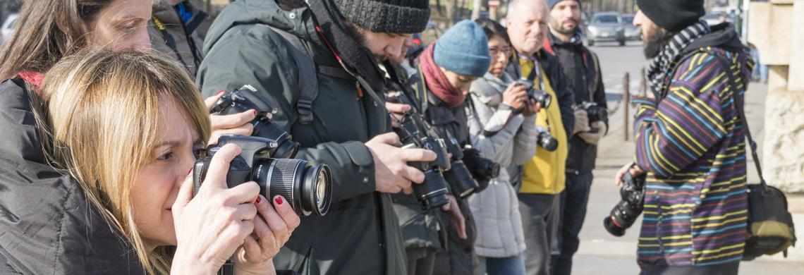 CORSO DI FOTOGRAFIA livello base – Raccoglitori – dal 4 aprile