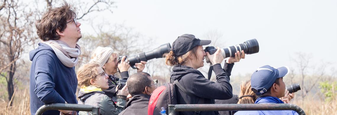 CORSO DI FOTOGRAFIA – livello intermedio – Cacciatori – dal 13 maggio
