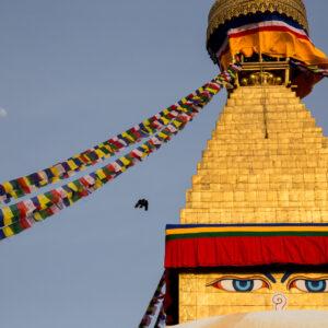 viaggio fotografico Nepal Bodnath