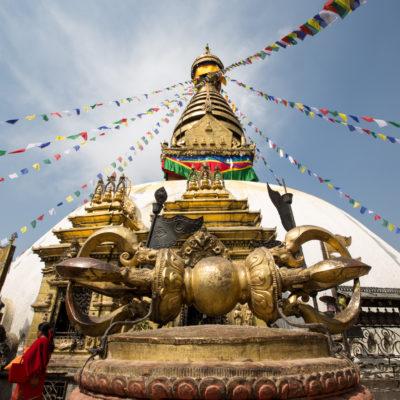 viaggio fotografico Nepal Tempio delle scimmie