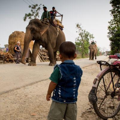 viaggio fotografico Nepal Villaggio Tharu