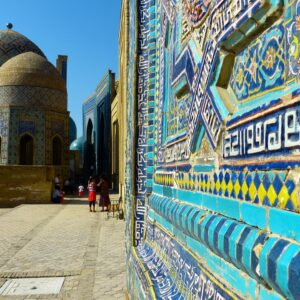 Viaggio fotografico Uzbekistan Reflextribe Samarkand