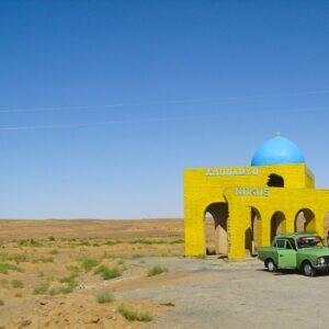 Viaggio fotografico Uzbekistan Reflextribe desert