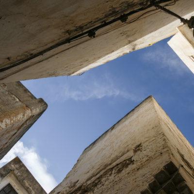 Il cielo a Mulay Idriss