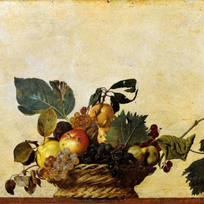 La canestra di frutta - Caravaggio