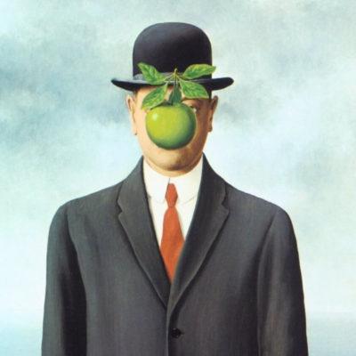 Il figlio dell'uomo - Magritte