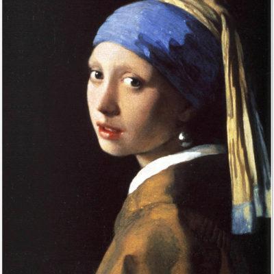La ragazza con l'orecchino di perla - Vermeer