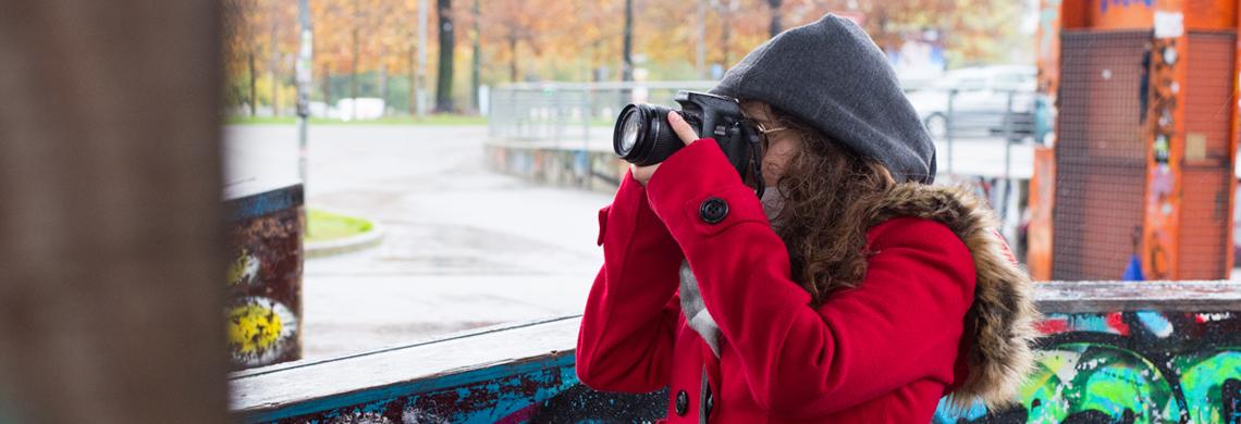 CORSO DI FOTOGRAFIA – livello base – Raccoglitori – dal 29 gennaio