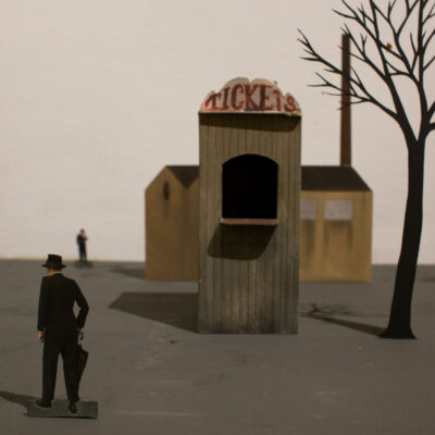 Paolo Ventura Carousel reflextribe