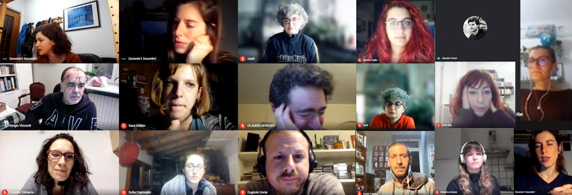 Narrazioni visive: le storie e i progetti sviluppati nell'ultimo periodo