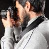 tracolla cuoio fotocamera ReflexTribe